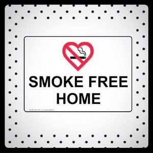 My home is hypoallergenic and smoke free